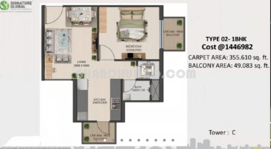 floor_plan_type2-1BHK-355610SQFT.png