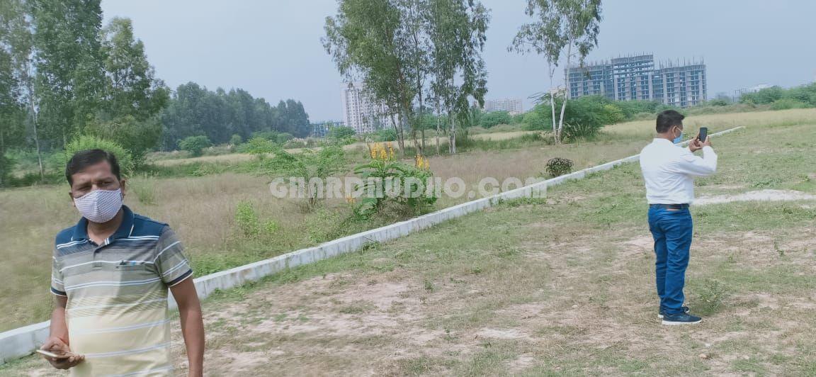 Colony SGPGI : Free Hold plot in Raebareli Road Lucknow