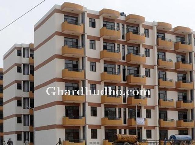 Gurgaon Housing Board Flat