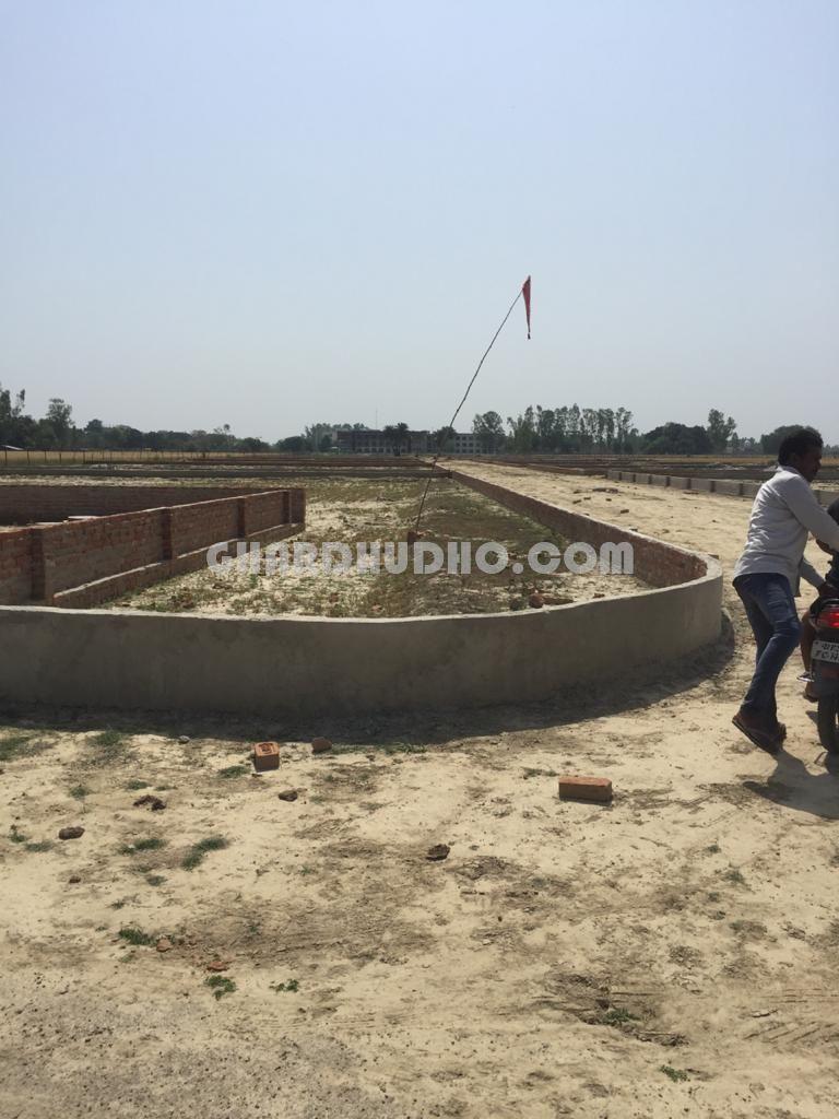 Anjani Vihaar : A Free Hold Plot in Raebareli Road Lucknow