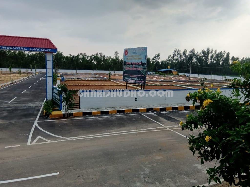 Padmavathi Balaji Layout