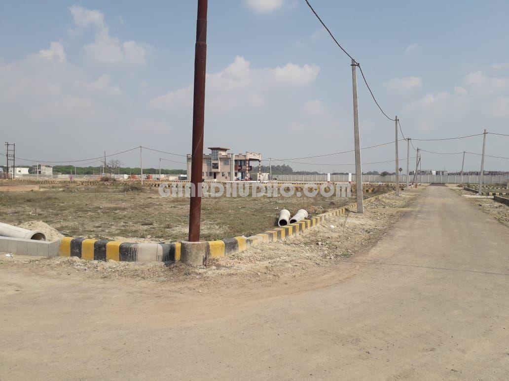 GSR Kalp City : Free Hold Plot In Raebareli Road Lucknow