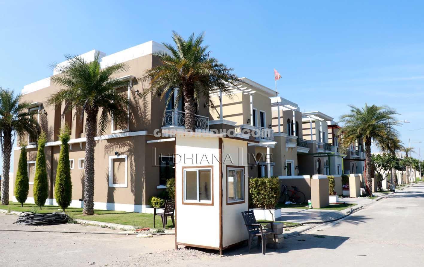 Aanand Villas : Ultra Premium Luxury 3 BHK Duplex Home In Ludhiyana Panjab
