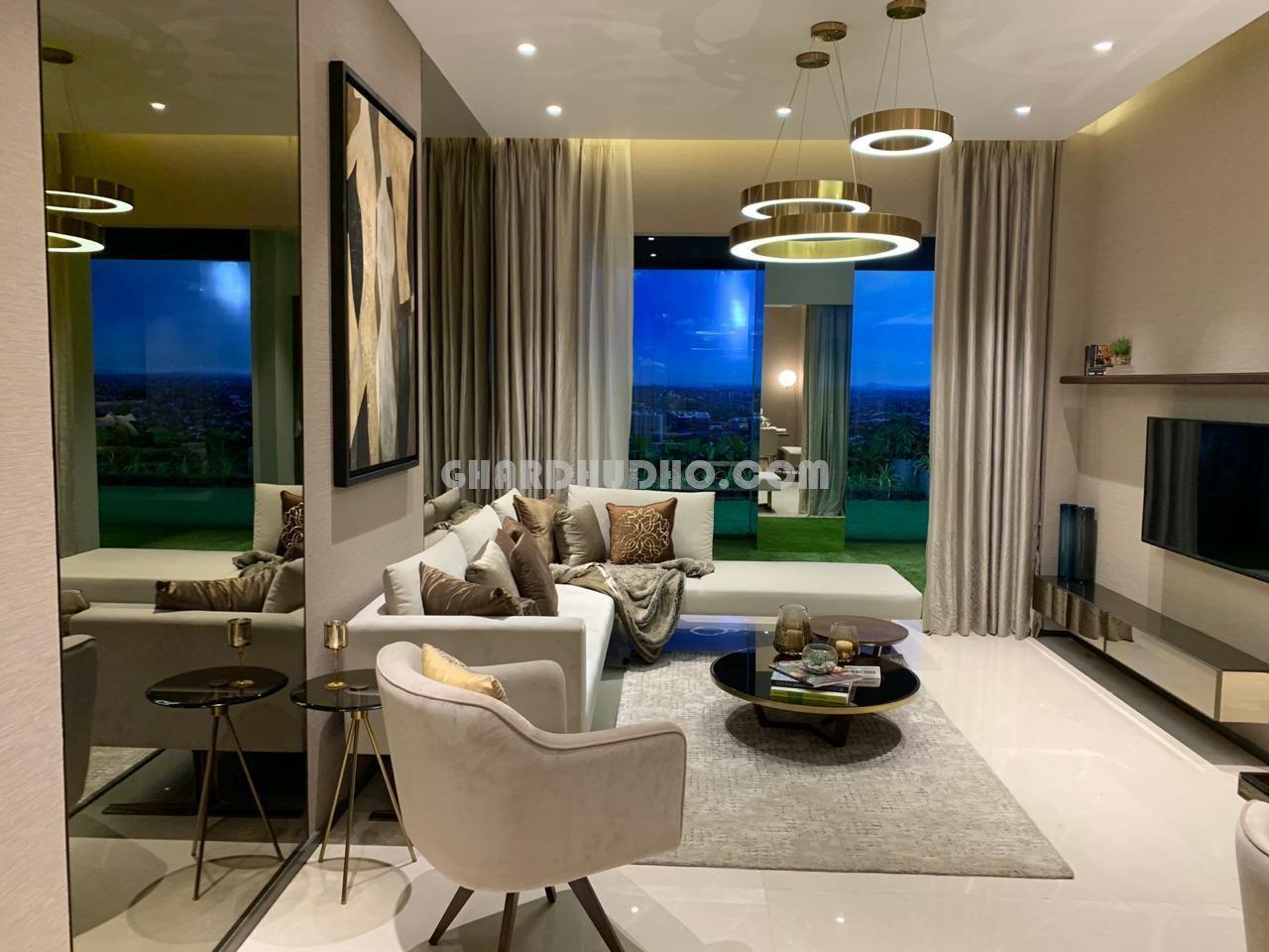 Sunteck City : Premium Luxury 2/3 BHK Apartment For Sale In Goregaon Mumbai