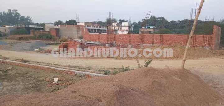 Plot in New Sainik Nagar