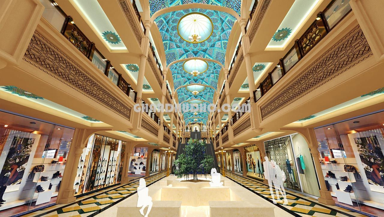 Omax Chowk : A Premium Luxury Retail Store